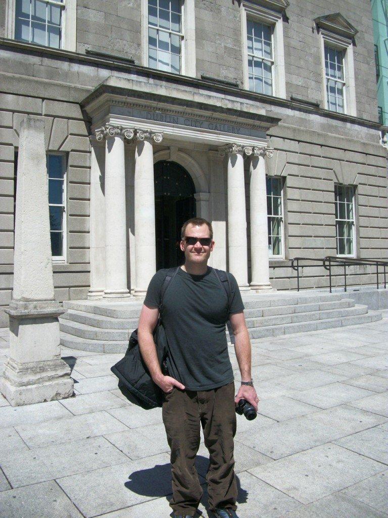 John Ross Palmer in Dublin 2010