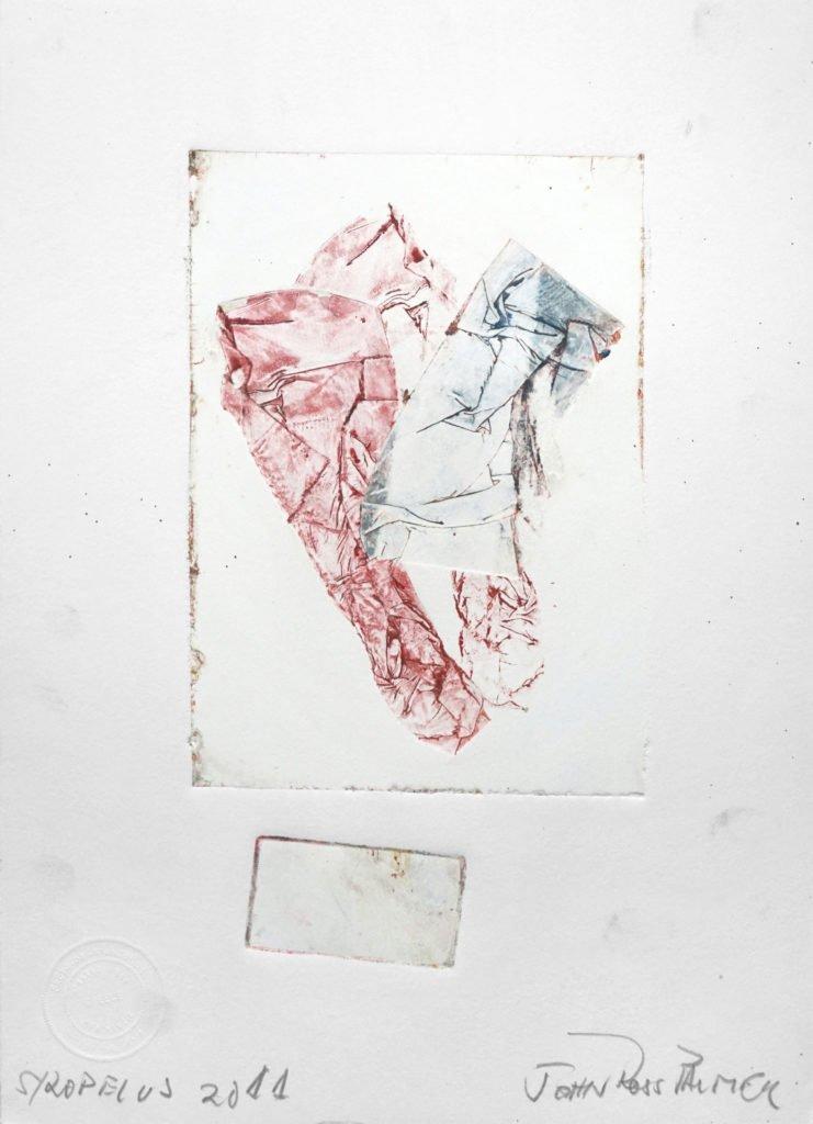 Greek Monoprints - 96