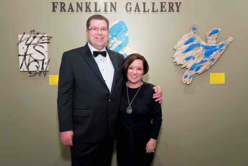 Janet & Brian Franklin