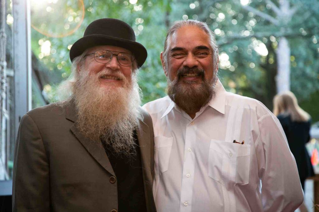 JP Anderson & Alfredo Tijerina