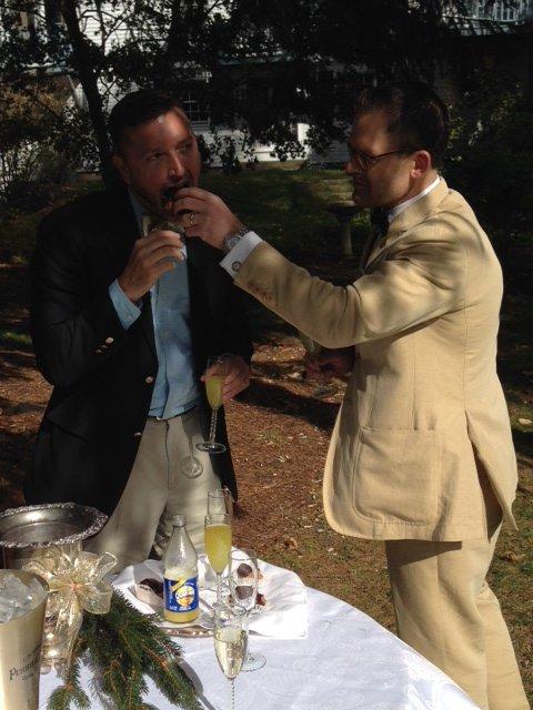 John Ross Palmer and Ryan Lindsay Wedding in Ogunquit Maine 2013