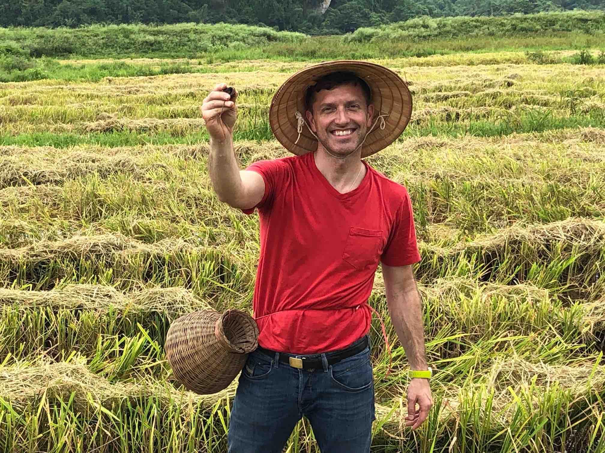 Ryan Lindsey on Vietnam Trip