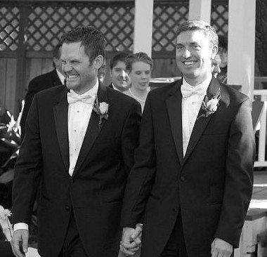 John Ross Palmer and Ryan Lindsay Wedding